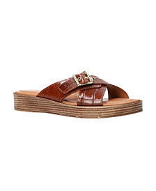 Bella Vita Women's Con-Italy Sandals