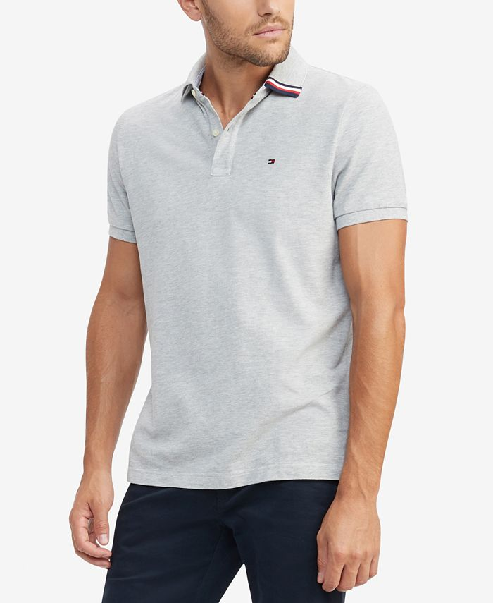 Tommy Hilfiger - Men's Oliver Custom-Fit Polo Shirt