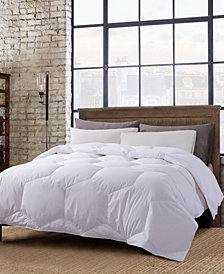 Honeycomb Down Comforter, Full/Queen