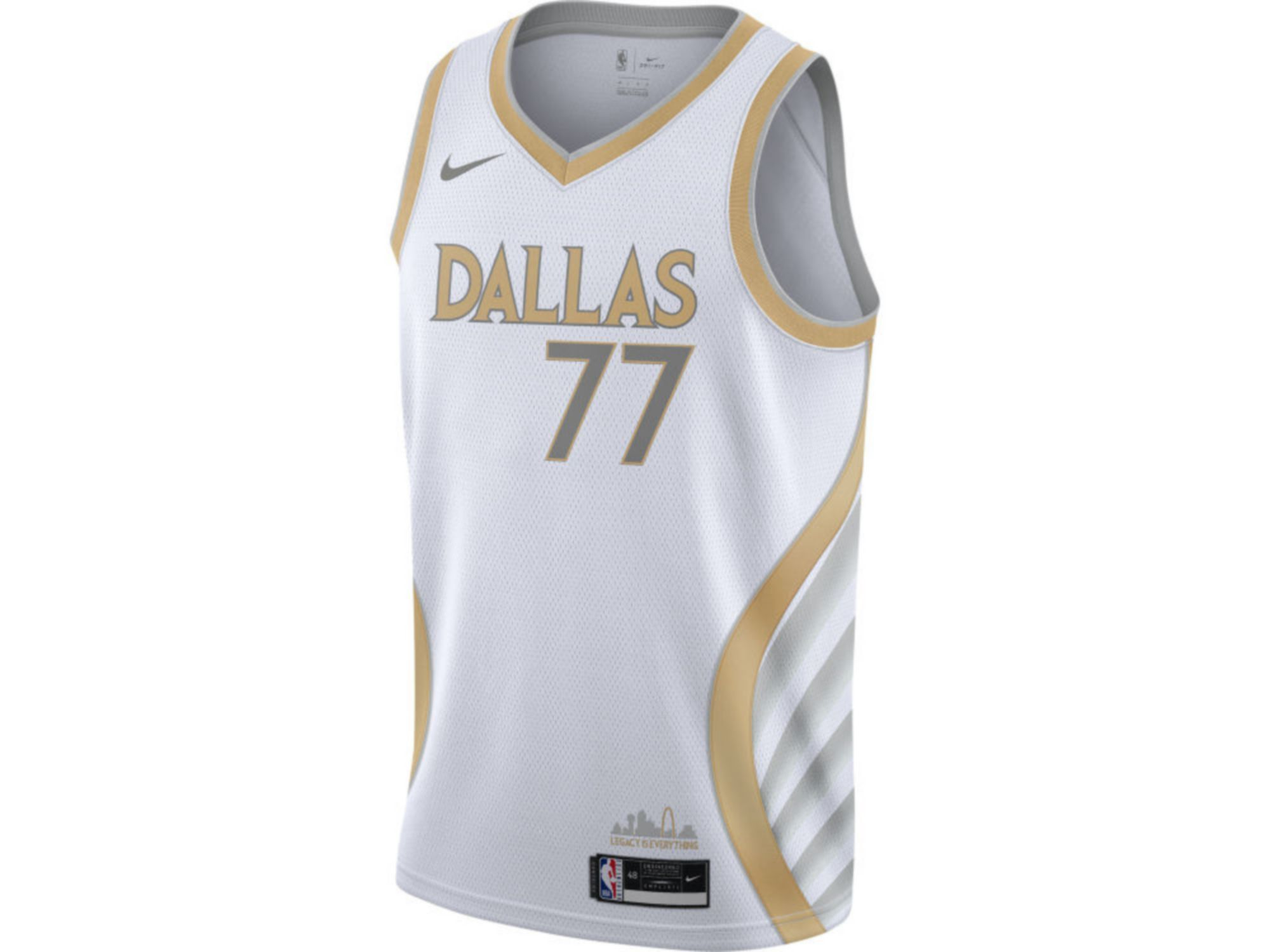 Nike Dallas Mavericks Men's City Edition Swingman Jersey - Luka Doncic & Reviews - NBA - Sports Fan Shop - Macy's