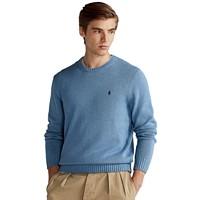 Polo Ralph Lauren Men's Cotton Crewneck Sweater (various colors/sizes)