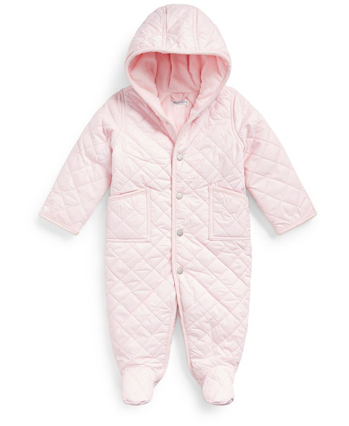 Polo Ralph Lauren - Baby Boys Quilted Barn Bunting