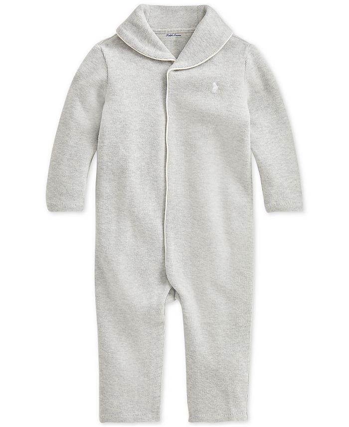 Polo Ralph Lauren - Baby Boys Cotton Coverall