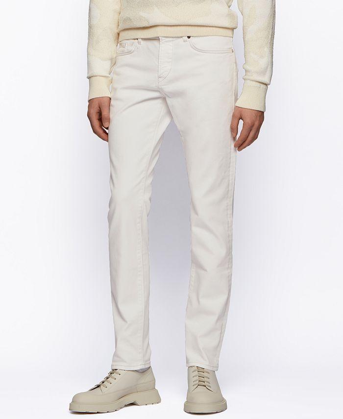 Hugo Boss - Men's Delaware3 Slim-Fit Jeans