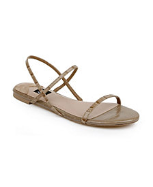 ZAC Zac Posen Women's Sharon Flat Sandals