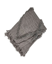 Farmhouse Living Diamond Tufted Throw Blanket, 50 x 60