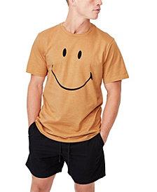 Men's Graphic Collab Pop Culture T-shirt