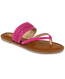 XOXO Women's Robby Sandal
