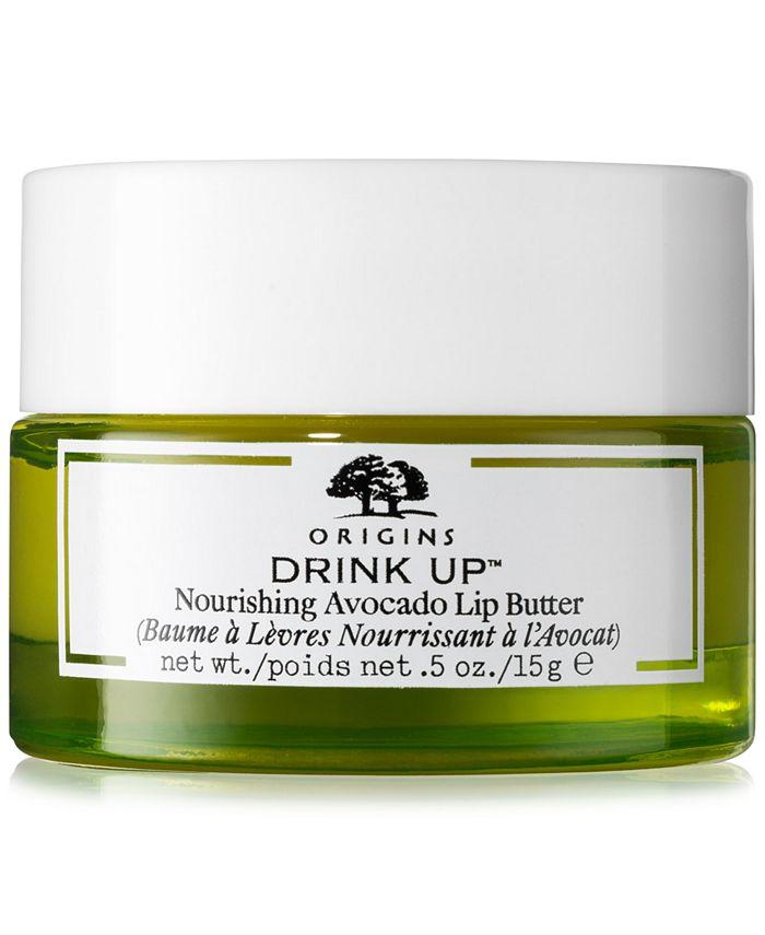 Origins - Drink Up Nourishing Avocado Lip Butter