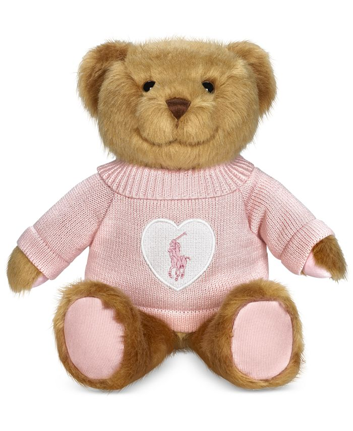 Ralph Lauren - Receive a Free Teddy Bear with any large spray purchase from the  Romance Fragrance Collection