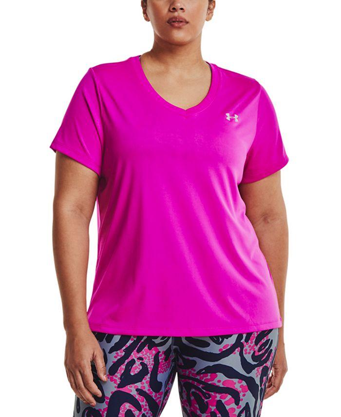Under Armour - Plus Size Active T-Shirt