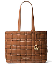 Michael Michael Kors Ivy Woven East West Tote