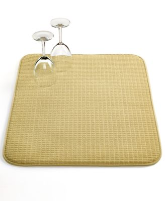 Martha Stewart Collection Dish Drying Mat Extra Large
