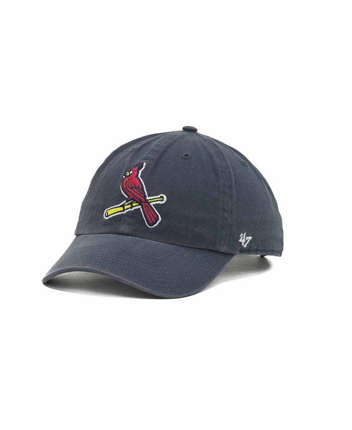 '47 Brand - St. Louis Cardinals Clean Up Hat