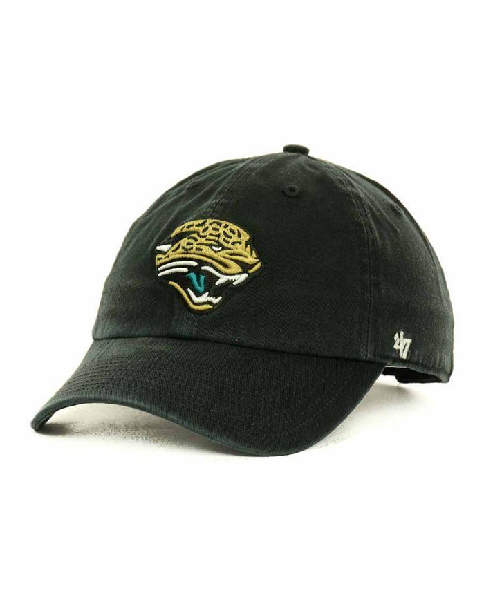 '47 Brand - Jacksonville Jaguars Clean Up Cap