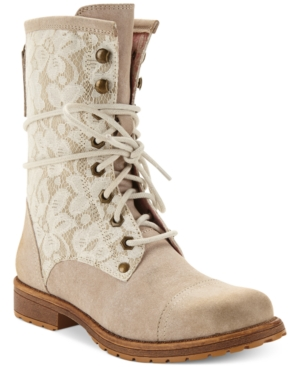 Roxy Concord Booties Womens Shoes