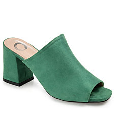 Journee Collection Women's Adelaide Slide