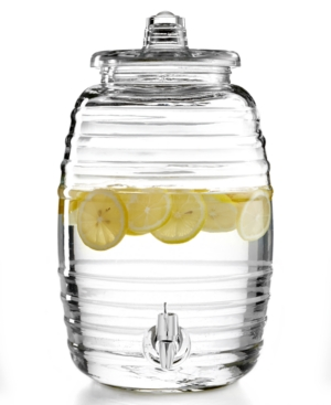 the cellar 2.5-gallon barrel beverage dispenser