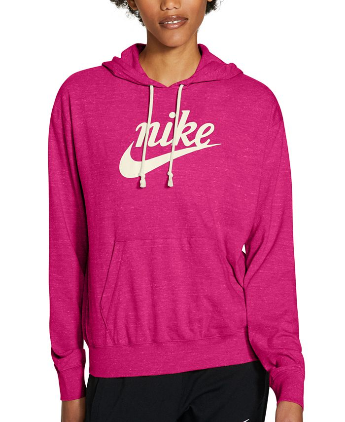 Nike - Sportswear Gym Vintage Logo Hoodie