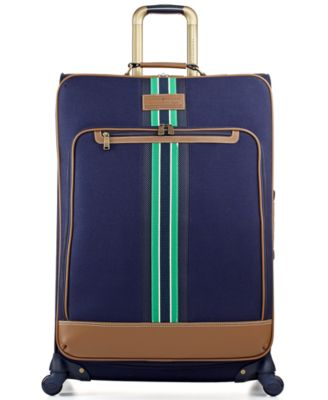 "Tommy Hilfiger Santa Monica 28"" Expandable Spinner Suitcase"
