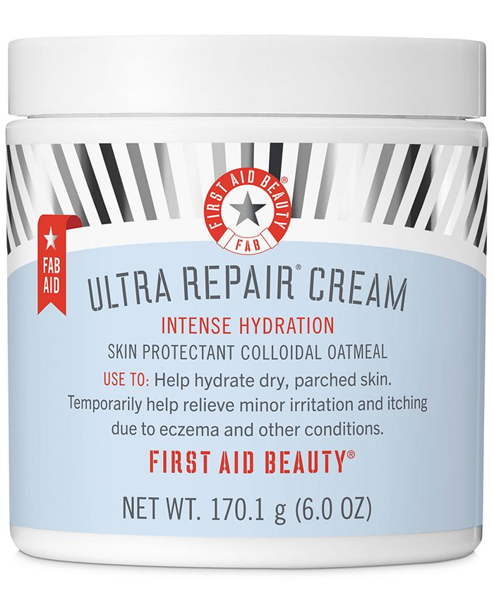 First Aid Beauty - Ultra Repair Cream, 6-oz.