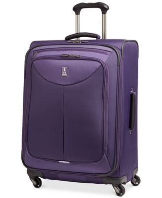 "CLOSEOUT! 60% Off Travelpro WalkAbout 2 25"" Expandable Spinner Upright (Only at Macy's)"