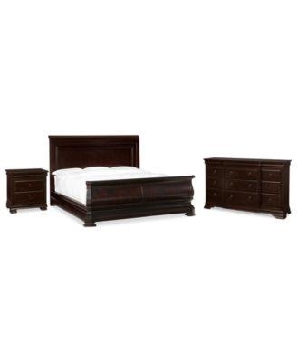 Heathridge 3 Piece Queen Bedroom Set with Chest