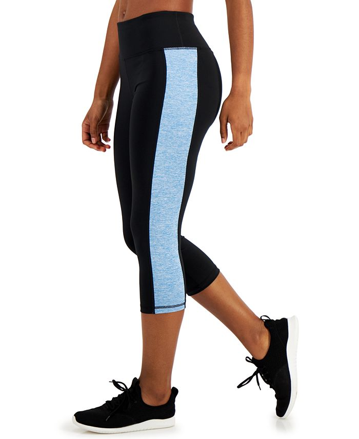 Ideology - Colorblocked Cropped Leggings