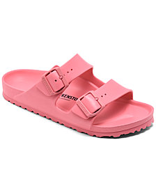 Birkenstock Women's Arizona Essentials EVA Two-Strap Sandals from Finish Line
