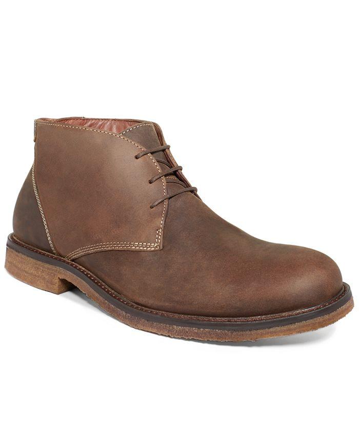 Johnston & Murphy - Copeland Chukka Boots