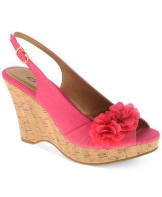 hot pink sandals buy hot pink sandals at macys