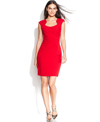 Galerry sheath dress macy s
