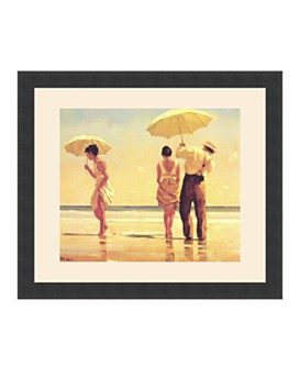 Macy*s - Dining & Entertaining - Mad Dogs by Jack Vettriano Framed Art :  jack art print framed