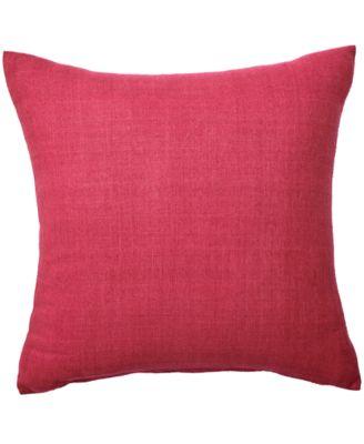 "Donna Karan Home Bloom 20"" Square Decorative Pillow"