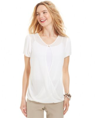 Macys Womens Tops And Blouses 97
