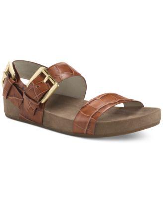 d37a14269ed8 Nine West Tick Tock Flatform Sandals - Shoes - Macy s