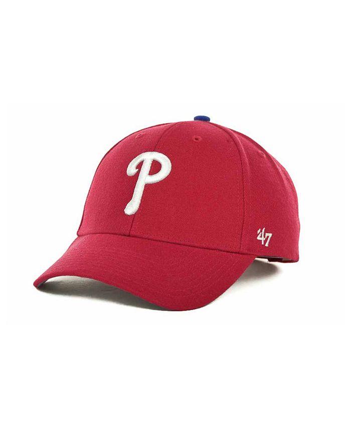 '47 Brand - Philadelphia Phillies MLB MVP Curved Cap