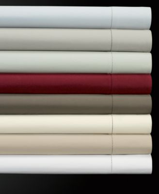 Hotel Collection Pair of 600 Thread Count King Pillowcases