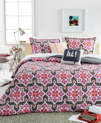 CLOSEOUT! Bar III Jubilee Comforter Sets