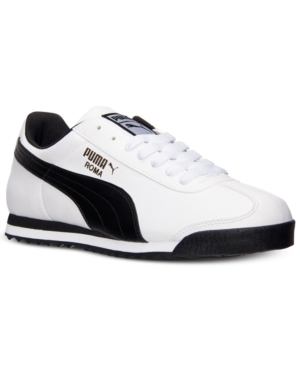60c05dfbdfe ... UPC 885923009152 product image for Puma Men s Roma Basic Casual Sneakers  from Finish Line