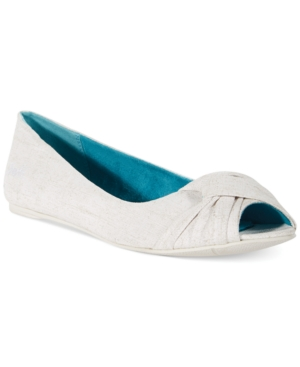 Blowfish Nia Knotted Flats Women's Shoes