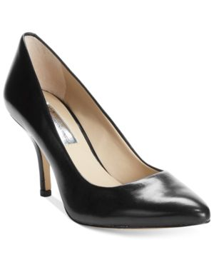Inc International Concepts Womens Zitah Pointed Toe Pumps, Only at Macy's Women's Shoes thumbnail