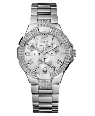 Sterling Quartz Watch - Guess