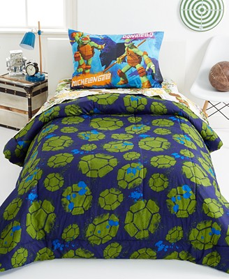 Teenage Mutant Ninja Turtles Bedding Totally Kids