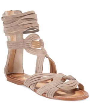 kensie Tobin Flat Gladiator Sandals Women's Shoes