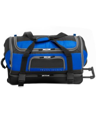 "Travel Select Control 28"" Rolling Drop Bottom Duffel"