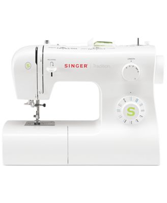 Singer 2277 Tradition 23-Stitch Sewing Machine with Automatic Needle Threader