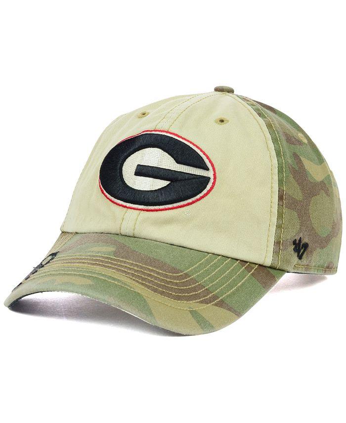 '47 Brand - Georgia Bulldogs OHT Gordie Clean Up Cap