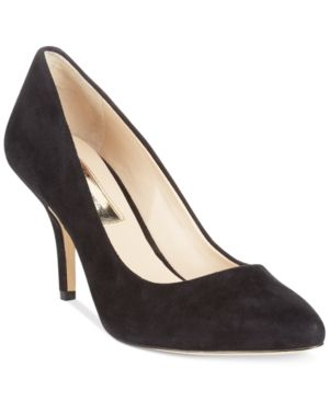 Inc International Concepts Womens Zitah Pointed Toe Pumps Women's Shoes thumbnail