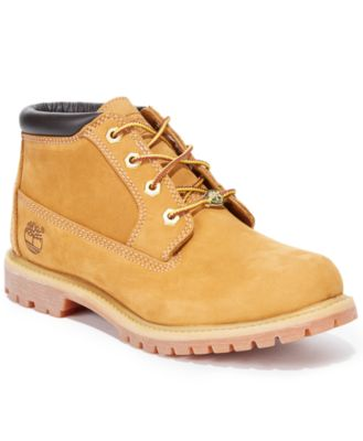 Nellie Lace Up Utility Waterproof Boots